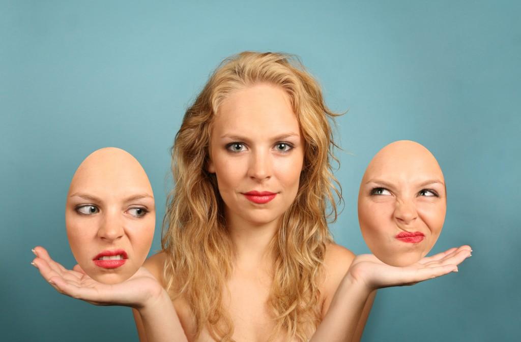 woman inner critics